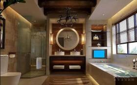 成都观岭国际别墅设计