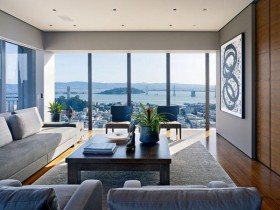 旧金山豪华公寓设计
