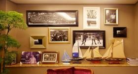万科棠樾澜山居照片墙设计
