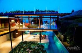 新加坡创意Fish House别墅美图