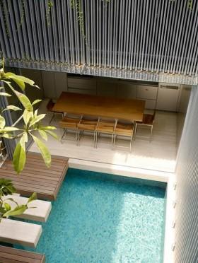 新加坡现代简约室内设计