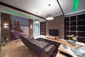 白领公寓设计 享受海岸生活的感觉
