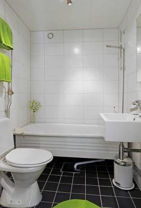北欧风格白领公寓 优雅而精致