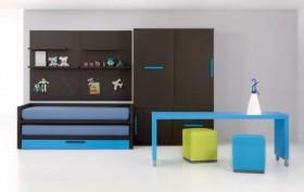 快乐满屋 儿童房间布局设计