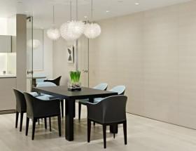 极简风格 温馨白领公寓室内设计