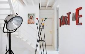 现代与历史结合 Loft复式白领公寓