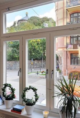 复古元素应用 瑞典婚房设计