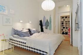 北欧现代设计风格白领公寓设计