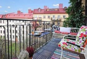 北欧风情 哥德堡公寓设计