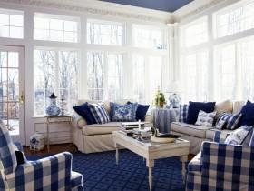时尚温馨家装图欣赏客厅装修
