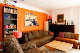 婚房客厅装修设计效果图