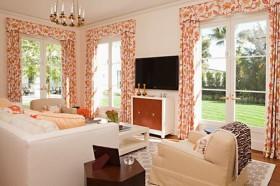 温馨婚房客厅装修