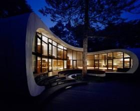日本壳体别墅