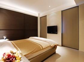 舒适现代卧室装修图片