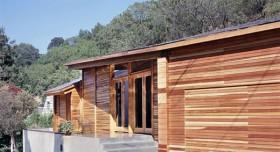 XTEN事务所设计的VHouse现代木屋