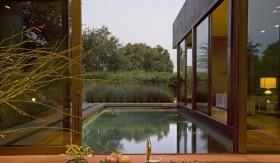 ALSA加州威尼斯维也纳路住宅设计 庭院装修效果图