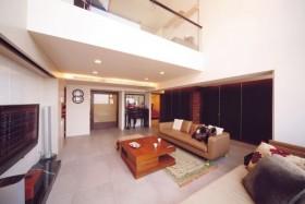439平复式客厅装修效果图