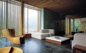 隈研吾:日本竹屋 日式舒适家居装修