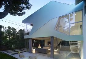 洛杉矶 Alan Voo 住宅 庭院装修效果图