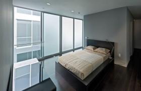 160平跃层美式卧室装修图片