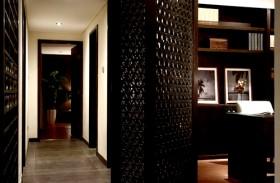 左加:广西防城港禅样板房 简约舒适家居装修