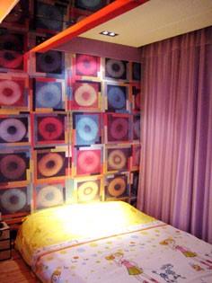 黄艺:重庆俊豪时代精致小户型室内空间设计