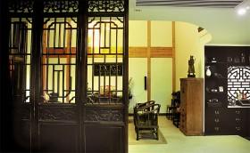 中式vs美式 王勤俭设计作品之阳光别墅