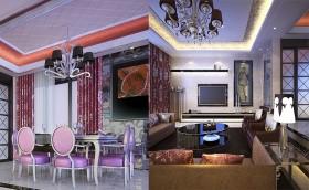 孙孝雨设计作品 中欧式别墅 白领之家