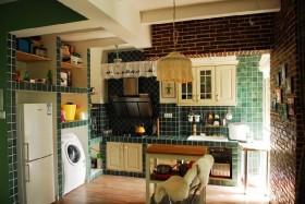 东南亚风厨房装修效果图大全