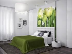 300平米现代别墅卧室装修效果图