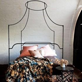 小复式东南亚风格卧室装修效果图大全
