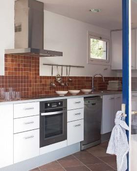 北欧小清新厨房装修效果图大全