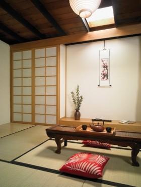 韩式房间榻榻米装修效果图