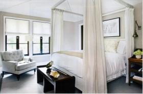 12万打造纯白欧式风格卧室装修效果图大全