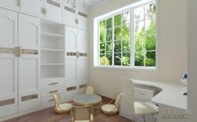 地中海风格室内装修效果图大全2012图片