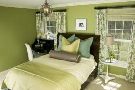 7万打造田园风格卧室装修效果图感受大自然的气息
