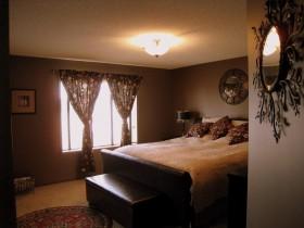 复式现代卧室装修效果图大全2012图片