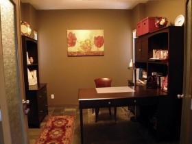带有中式风味的复式客厅装修效果图大全