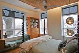 15万打造华美东南亚风格卧室飘窗装修效果图大全