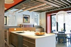 15万打造华美东南亚风格厨房装修效果图大全2012图片