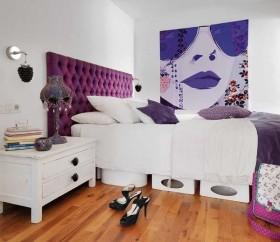复式创意卧室装修效果图大全