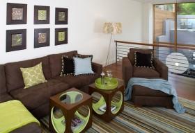 17万打造华丽美式风格客厅装修效果图大全