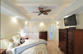 9万打造现代气息北欧卧室装修效果图大全