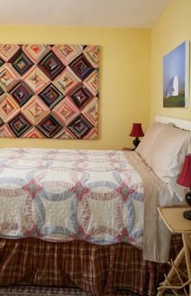 美式田园风格小户型卧室装修效果图大全