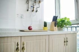 幸福遇见、简约小户型厨房装修效果图