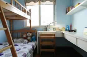 幸福遇见、简约小户型儿童房装修效果图