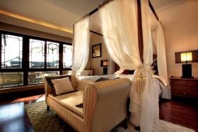 30万打造奢华中式风格卧室装修效果图大全