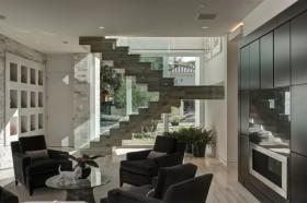 别墅图片大全 现代奢华客厅装修效果图