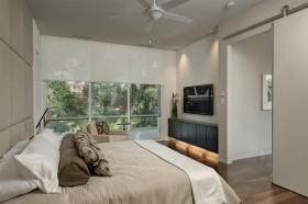 别墅图片大全 现代卧室效果图