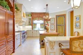 厨房橱柜装修设计图